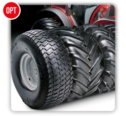 Antonio Carraro | Options | Tyres