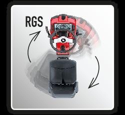 RGS guida reversibile