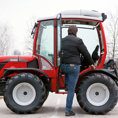 antonio carraro tractors ttr ergit 100. Black Bedroom Furniture Sets. Home Design Ideas