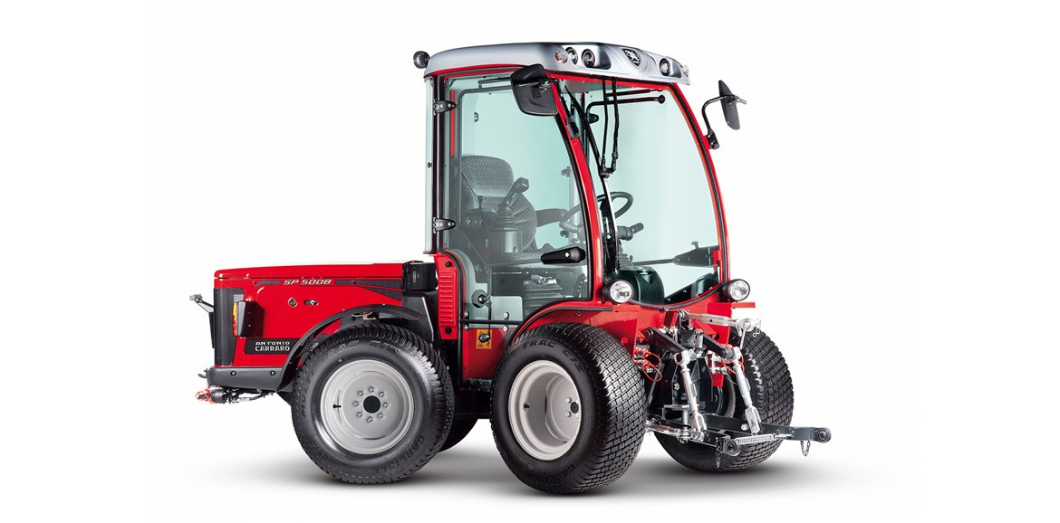 Antonio Carraro SP, hydrostatic articulated tractor