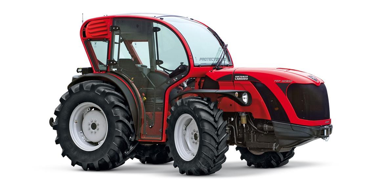 Antonio carraro tractors tgf ergit 100 for Riparazione della cabina di log