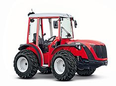 Antonio Carraro TRH 9800, hydrostatic reversible multi-functional tractor