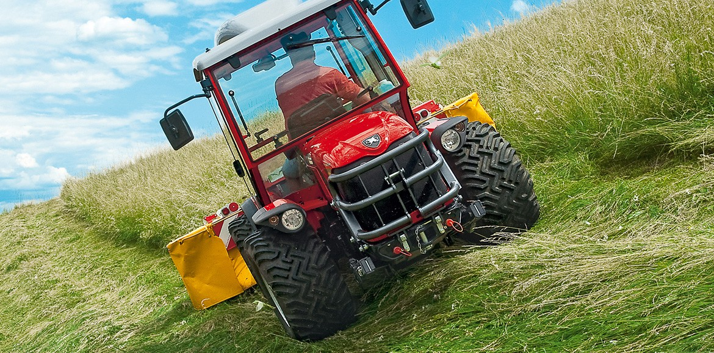 Antonio Carraro Traktoren Ttr Ergit 100
