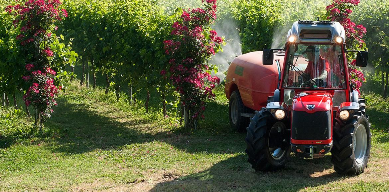 Antonio Carraro Tractors Trx Ergit S