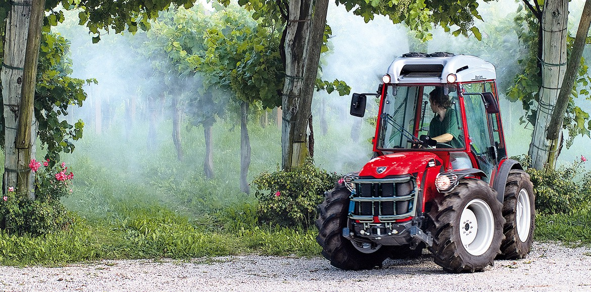 Antonio Carraro | Starlight cab for Antonio Carraro TRH 9800 tractor