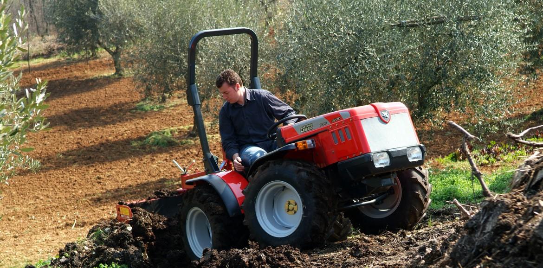 Antonio Carraro Tractors Tigre 3200