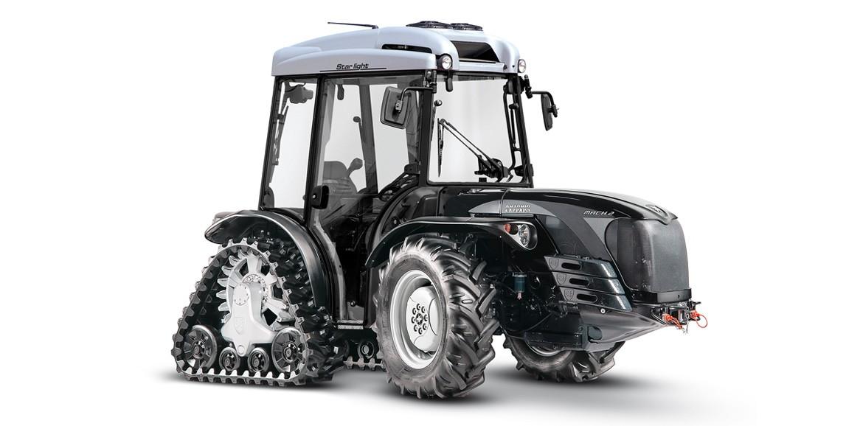 Tractor Front Track : Antonio carraro tractors mach