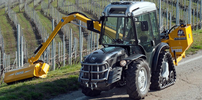 antonio carraro tractors mach 2. Black Bedroom Furniture Sets. Home Design Ideas
