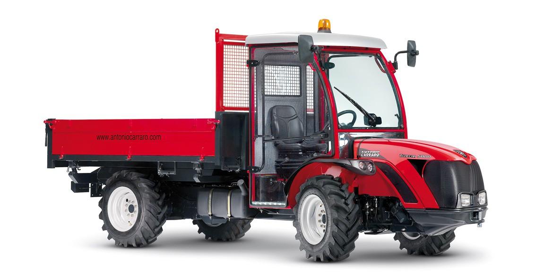 Antonio carraro trattori tigrecar 5800 for Forum trattori carraro