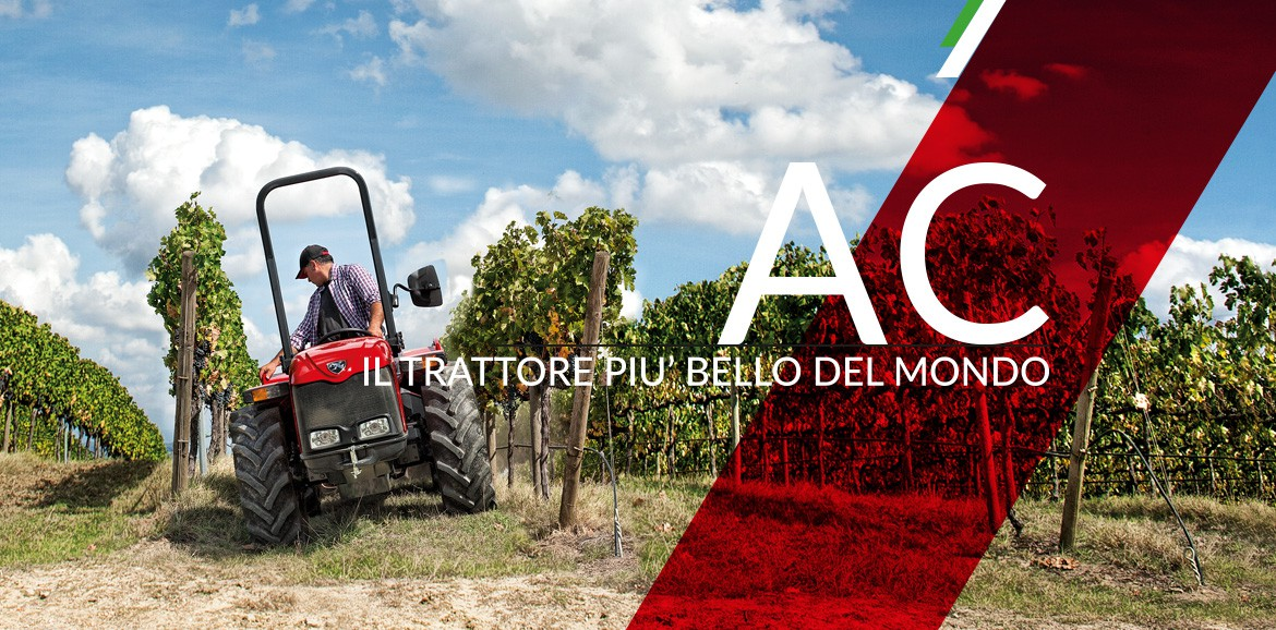 Trattori Antonio Carraro | Tractor People