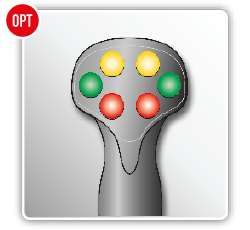 Antonio Carraro | Options | Joystick for SRX, SRH Infinity, Mach