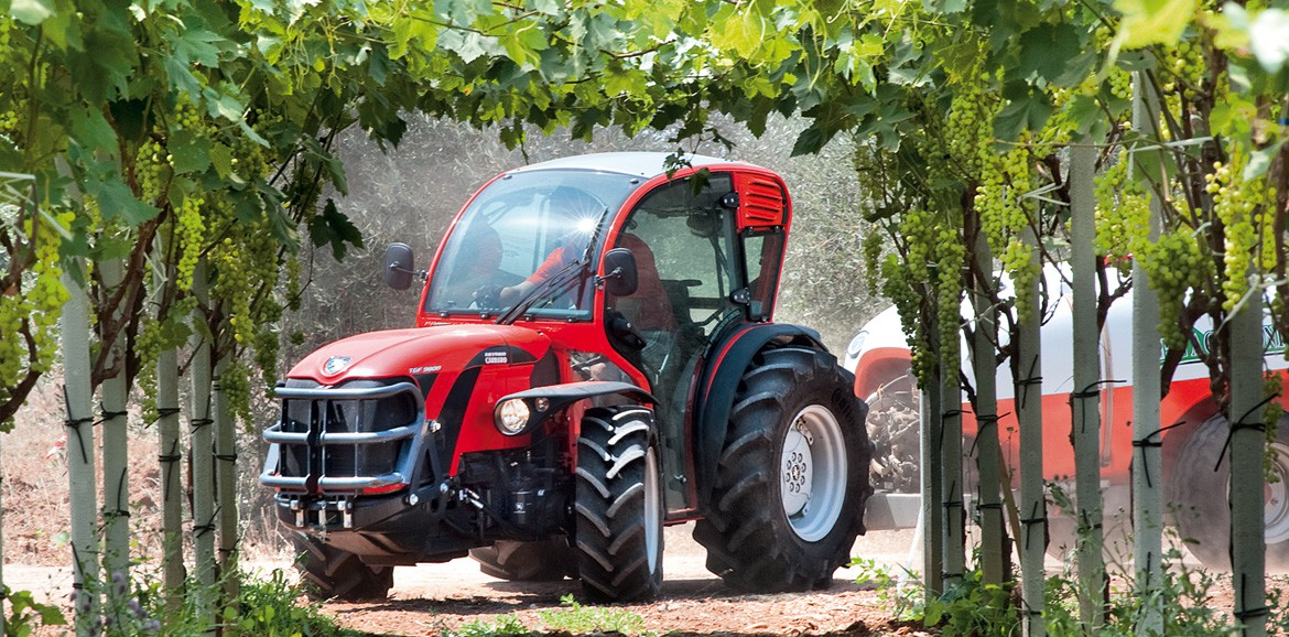 Antonio Carraro | TGF 9900, the specialized tractor par excellence