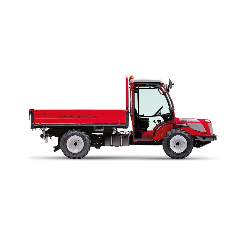 Carraro (azienda) settore agricolo Tigrecar-8400-side