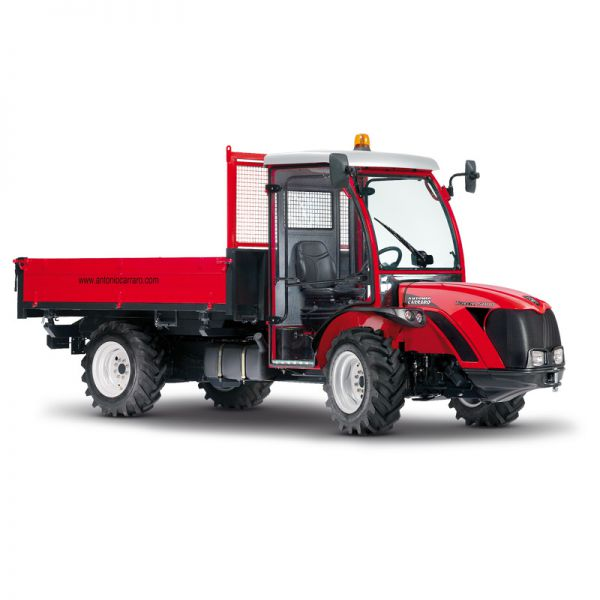 Antonio Carraro Tigrecar 5800 major transporter