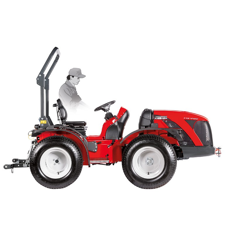 Tractor Transmission System : Antonio carraro tractors ttr ii