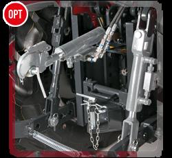 Antonio Carraro | Optional | Tirante verticale e terzo punto idraulico