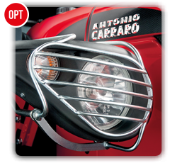 Antonio Carraro | Plus | Headlight grilles protection