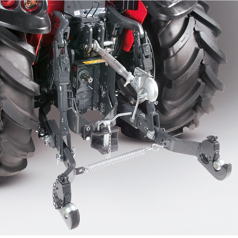 Antonio Carraro, tractors: TGF 9900 - equipment
