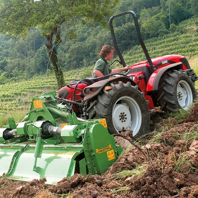 Antonio Carraro, tractors: TGF 9900 - Machine