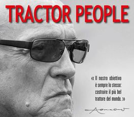 Tractor People is the Antonio Carraro Magazine about tractors, specialized agriculture and the farmer's world.