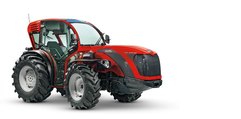 Antonio Carraro Tgf Ergit R Orchard Tractor