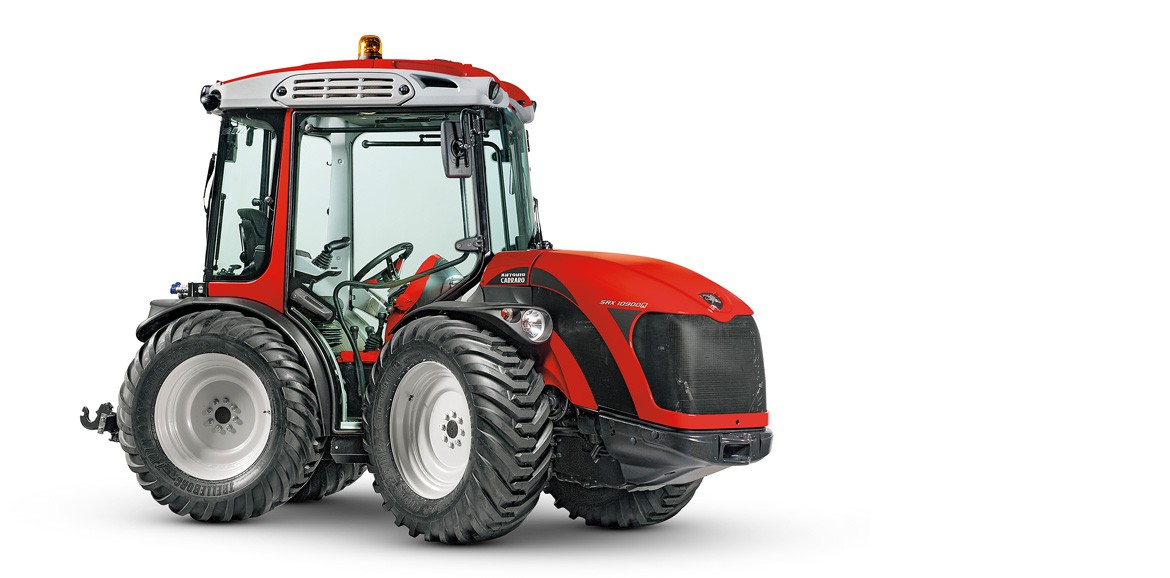 Antonio Carraro, tractors: SRX 10900 Ergit R, isodiametric, articulated, reversible
