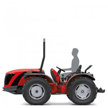 Antonio Carraro, tractors: SRX 10900 R, isodiametric, articulated, reversible