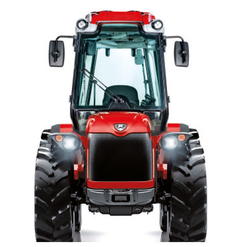 TRG 10900 R - Multi-functional reversible tractor | Antonio Carraro