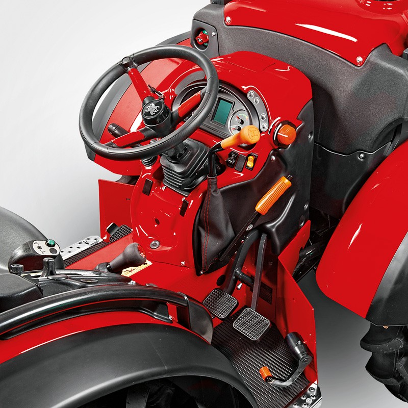 Antonio Carraro, tractors: TGF 9900, TGF 10900 R - Technology