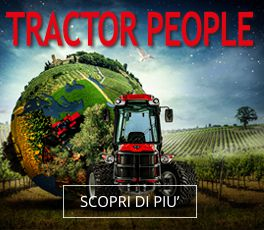 Antonio Carraro Magazine Tractor People, #2/2017: Release date November 2017
