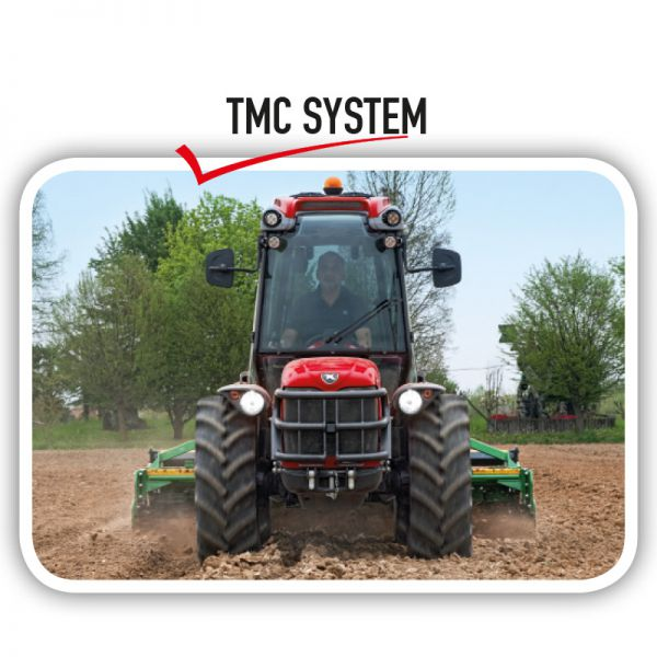 Antonio Carraro, Tony 10900 TR: ITAC - Intelligent Tractor Antonio Carraro