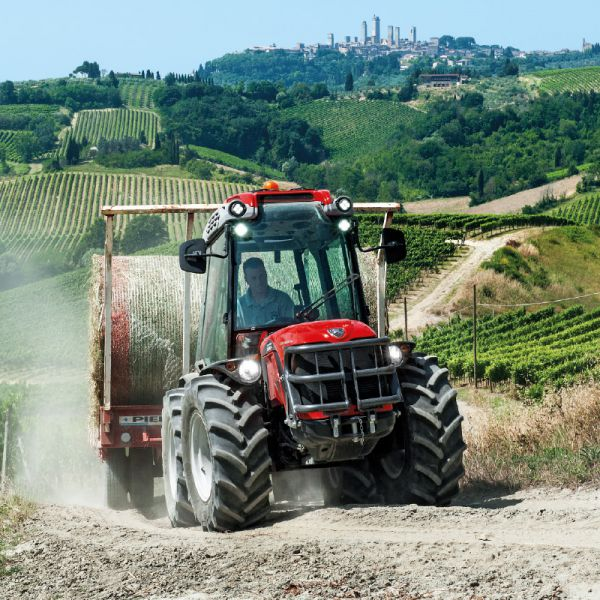 Antonio Carraro Tony 10900 TR, transmission