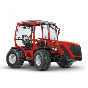 Antonio Carraro, tractors: TTR 7600 Infinity, isodiametric reversible tractor with hydrostatic transmission