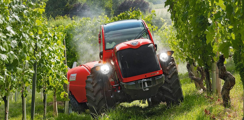 Cabine trattori antonio carraro for Riparazione della cabina di log