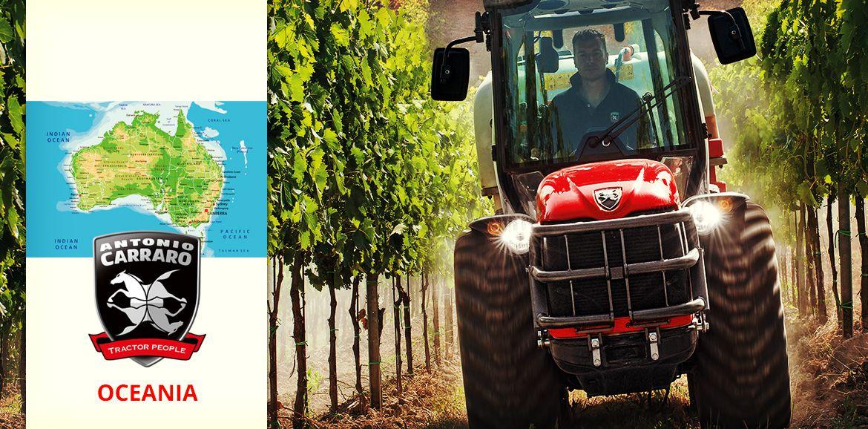 Tractors | Antonio Carraro | Tractor People