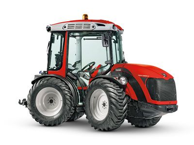 Tony 10900 SR - Compact articulated reversible tractor with constant variable transmission