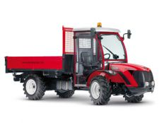 Antonio Carraro Tigrecar 5800 Major, steering transporter