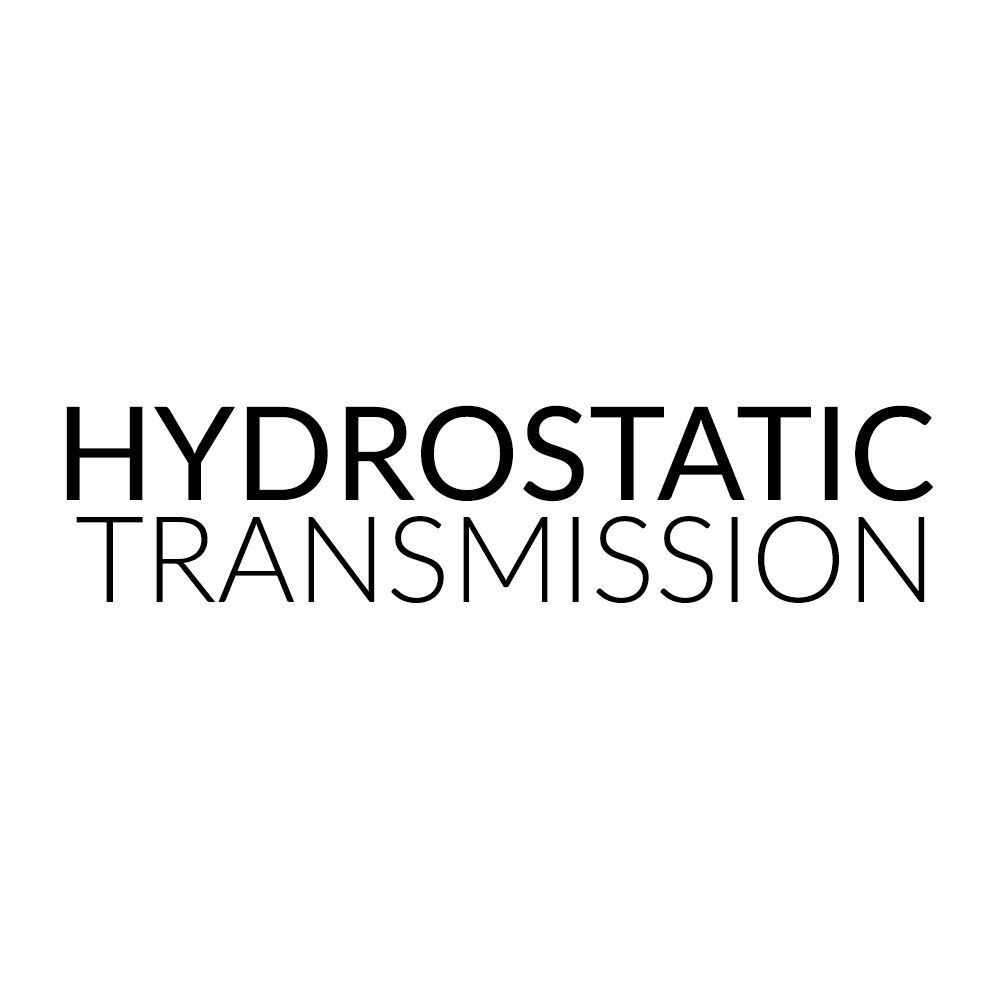 Antonio Carraro | Plus | Hydrostatic transmission TTR SP HST