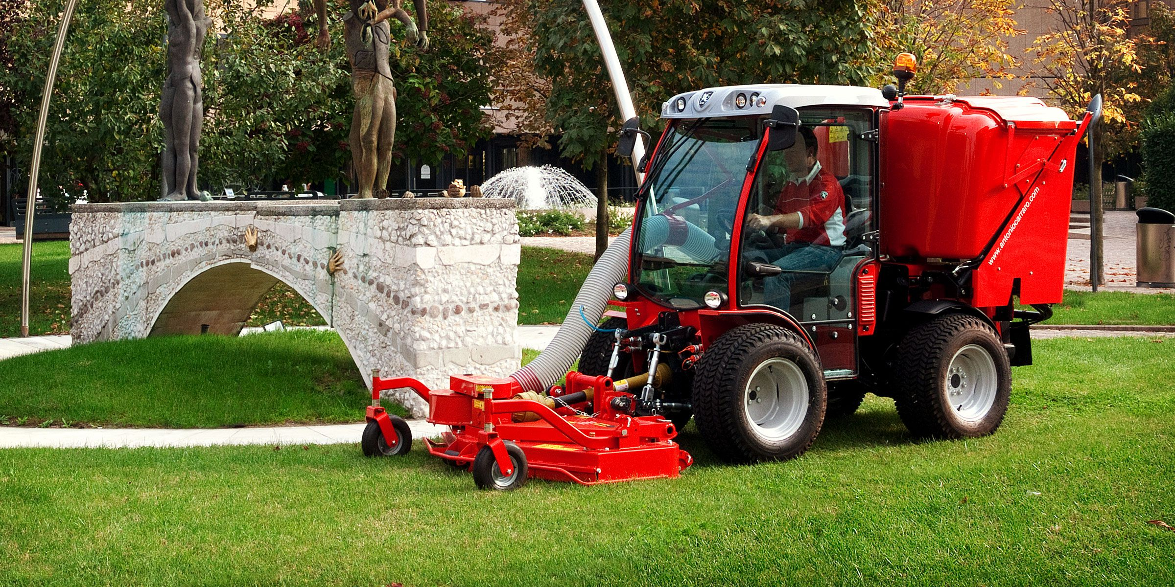 Antonio Carraro | Tractors | SP