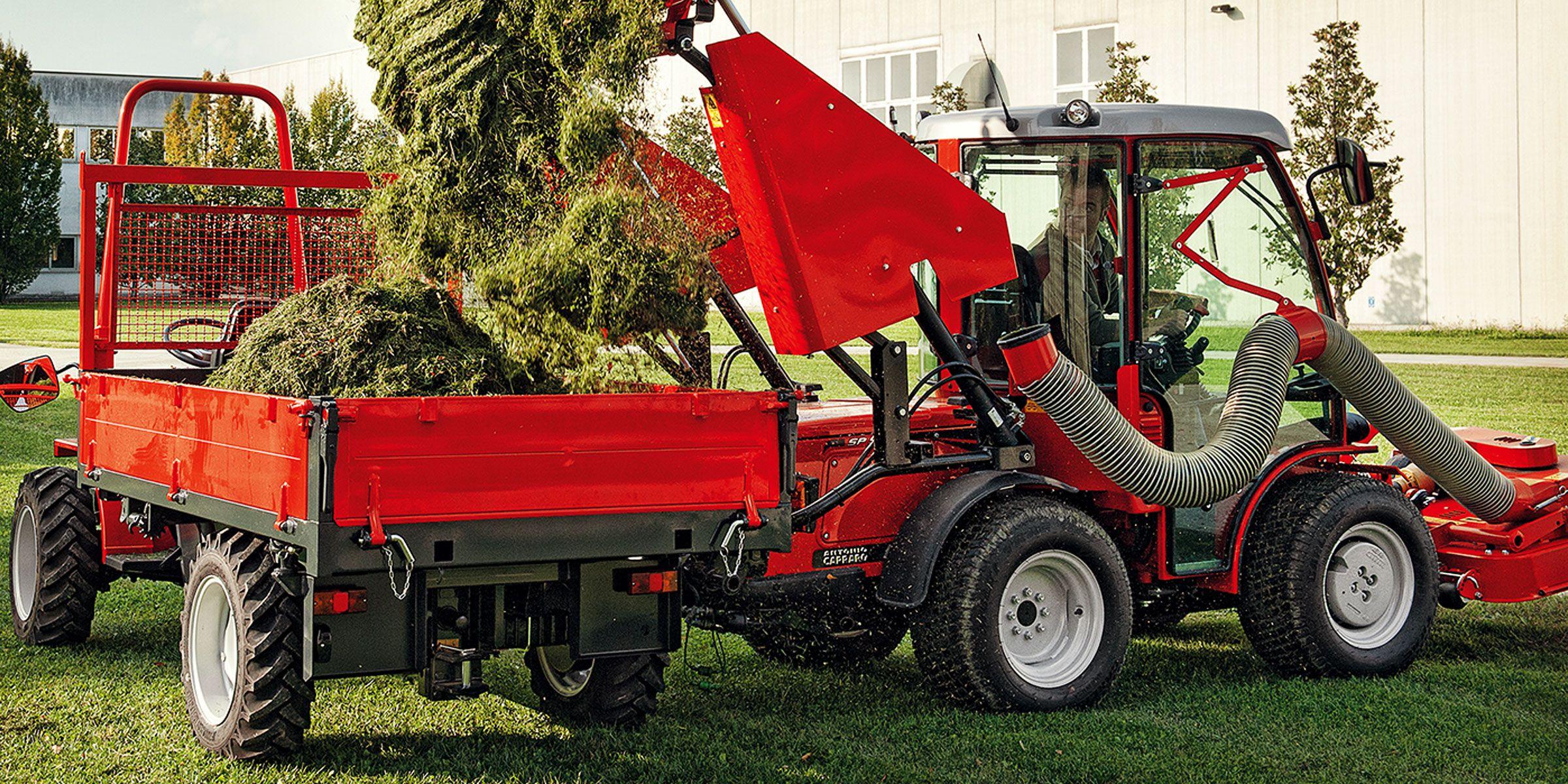 Antonio Carraro | Tractors | SP