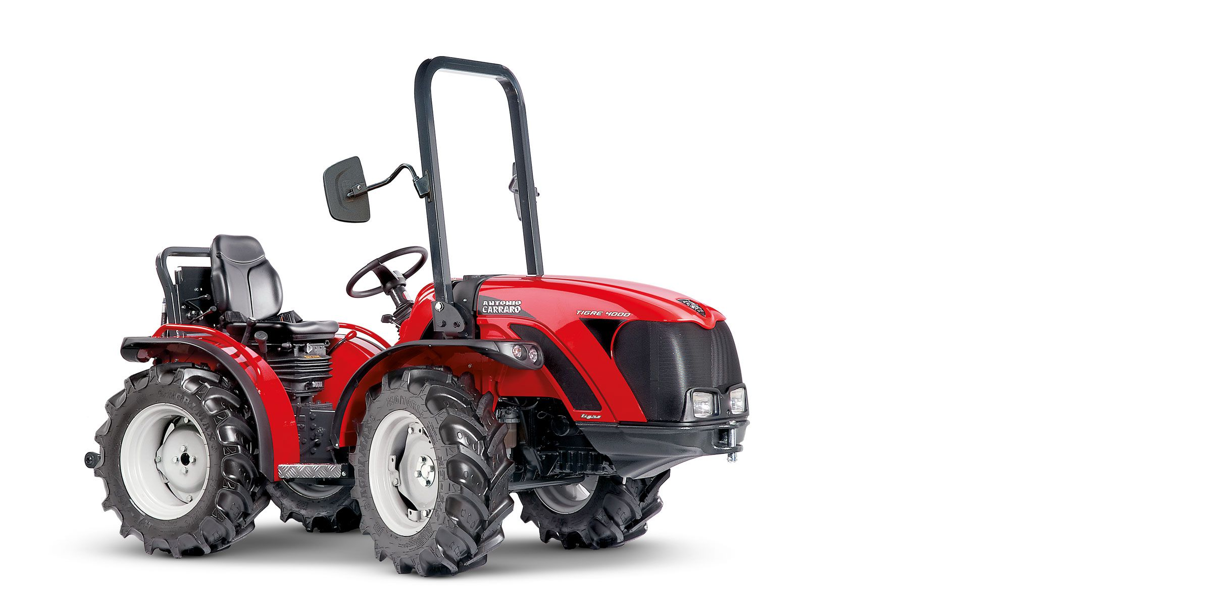 Antonio Carraro Tractors Tigre 4000