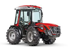 Tony 10900 TR, compact steering reversible tractor with constant variable transmission