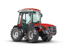 Tony 10900 TR - compact steering reversible tractor with constant variable transmission