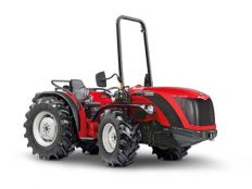 Antonio Carraro TGF Ergit S, Super-low profile orchard vineyard tractor