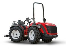 Antonio Carraro SRX Ergit 100, compact narrow articulated reversible tractor