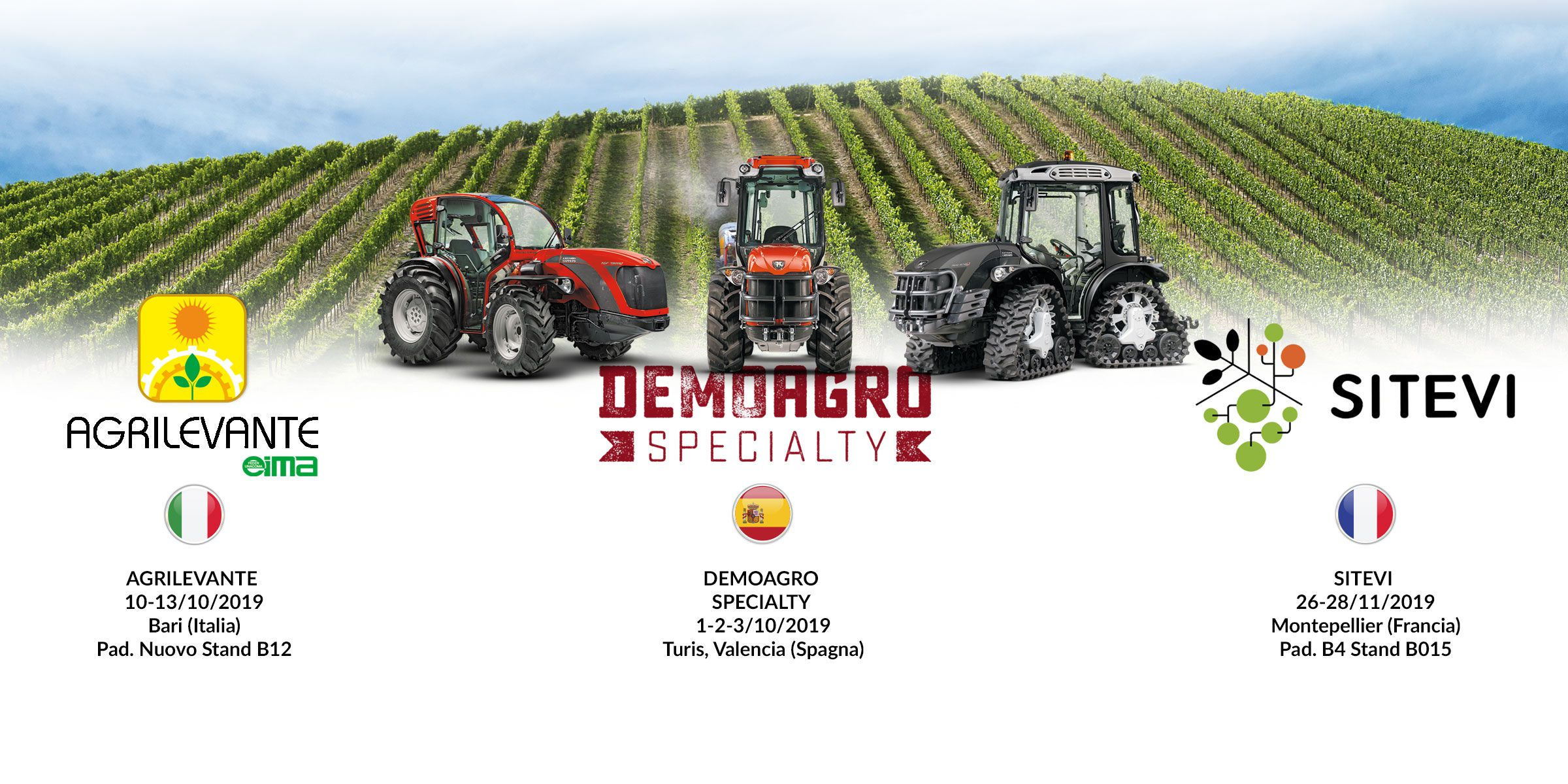Tractors | Antonio Carraro | Tractor People