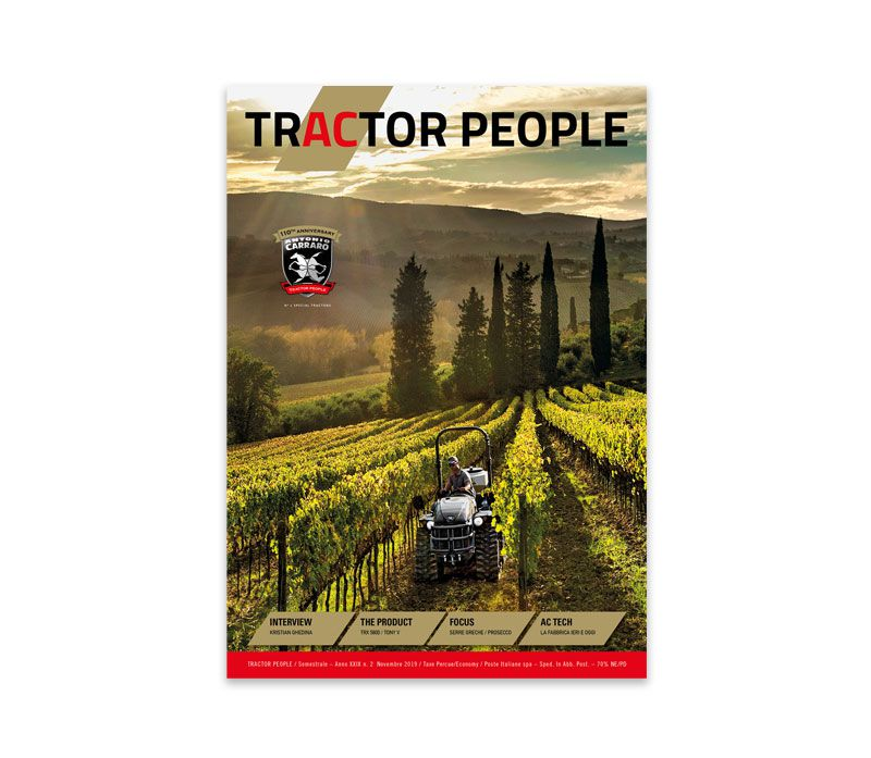 Antonio Carraro | Tractor people