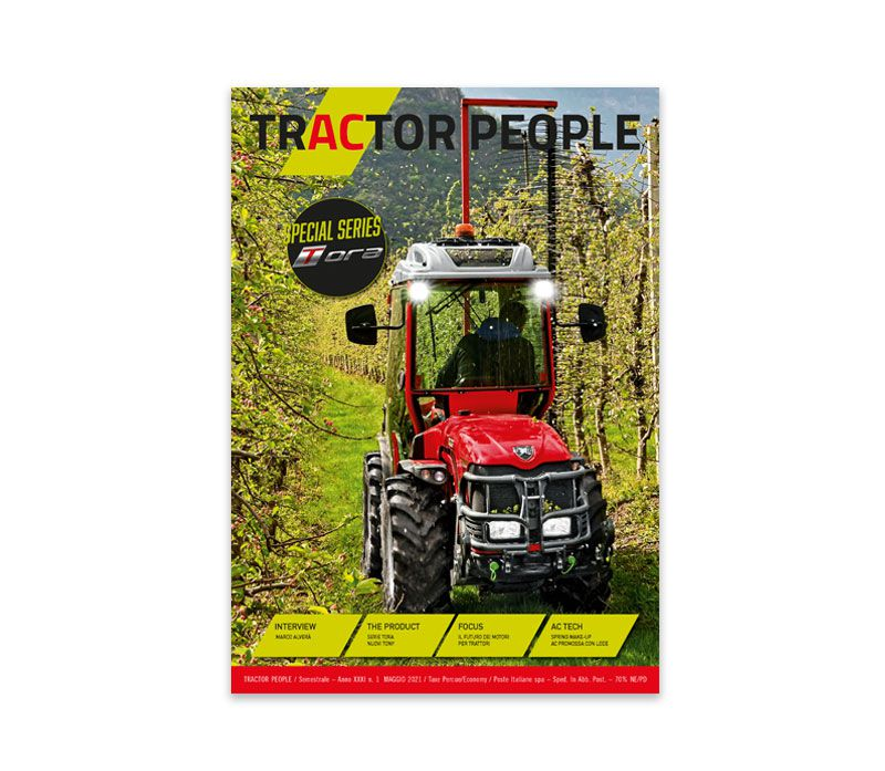 magazine for all those who love agriculture